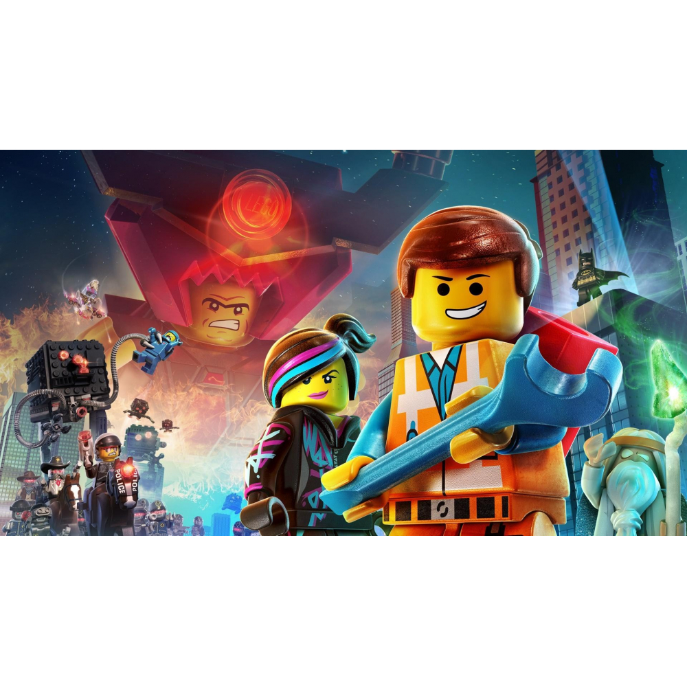 LEGO Movie Videogame [Essentials] (PS3, рус.)