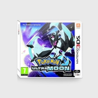 Pokemon Ultra Moon (3DS, б/у)