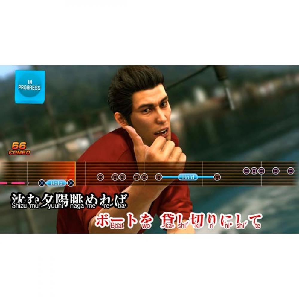Yakuza 6: The Song of Life. Essence of Art Edition (PS4)