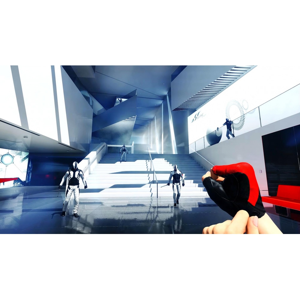 Mirror's Edge Catalyst (PS4, рус.)