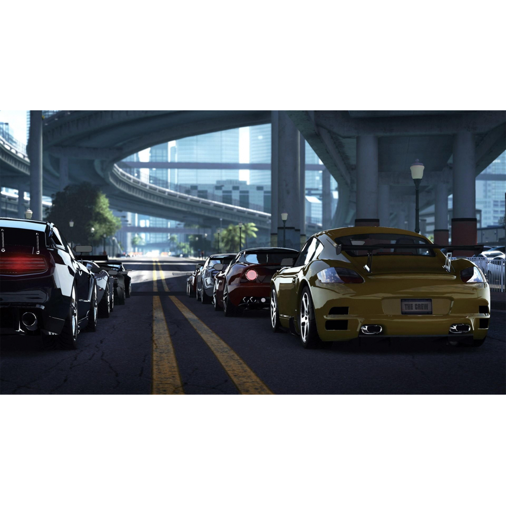 The Crew Ultimate Edition (PS4, рус.)