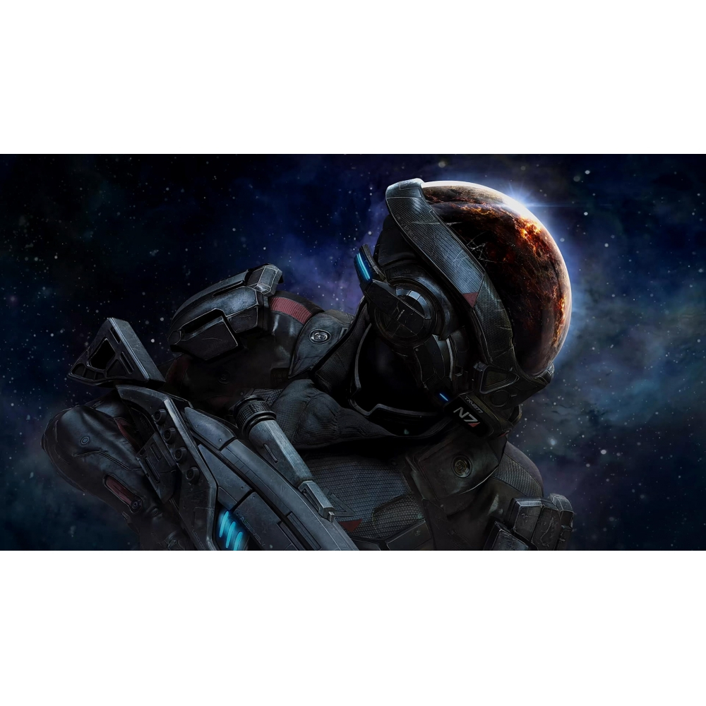 Mass Effect: Andromeda (PS4, рус.)