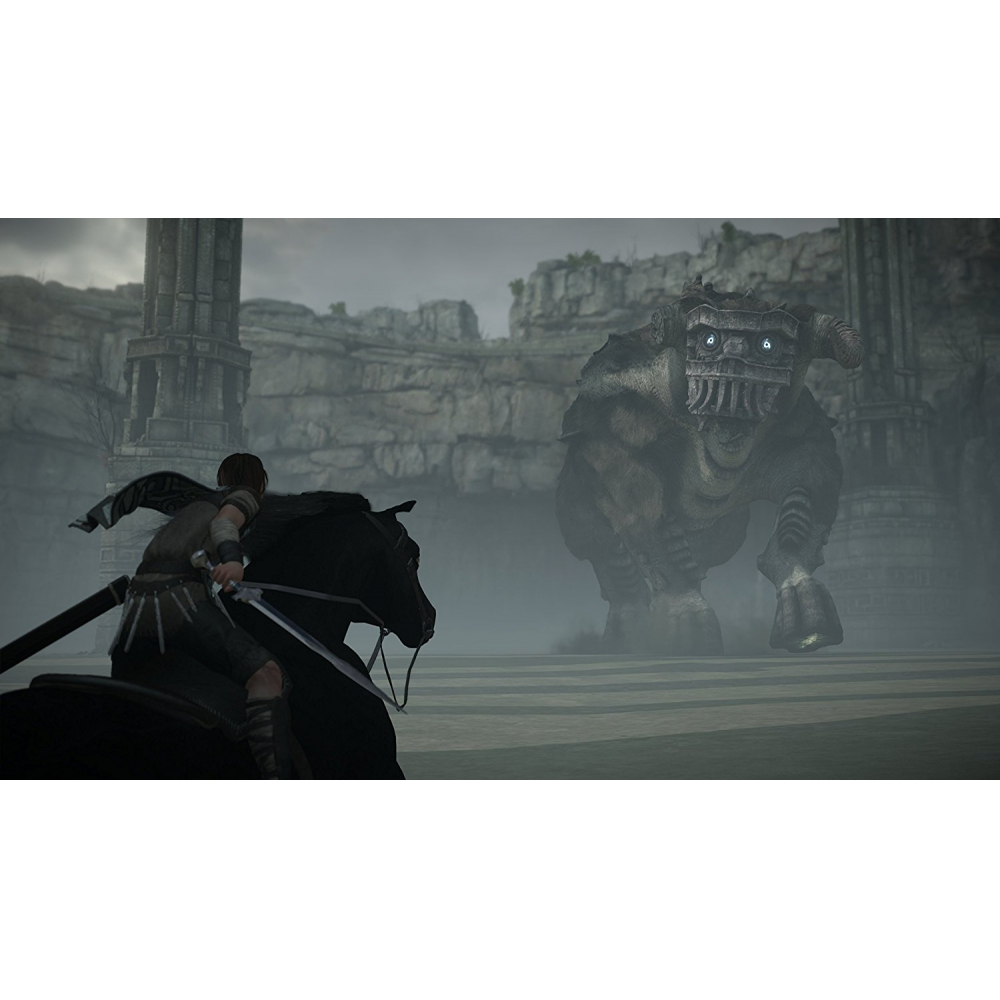 Shadow of the Colossus. В тени колосса (PS4, рус.)