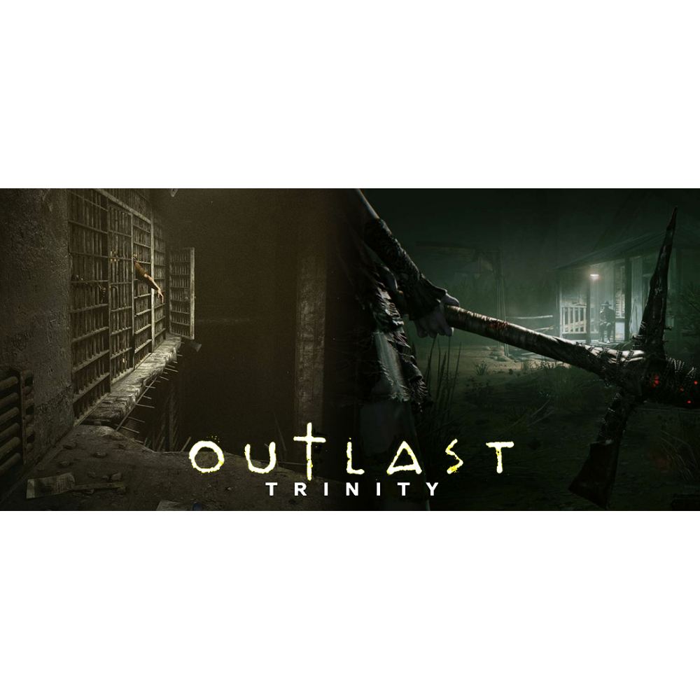 Outlast Trinity (PS4, рус.)