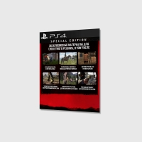 Red Dead Redemption 2 (PS4, рус. Код на загрузку контента Special Edition)