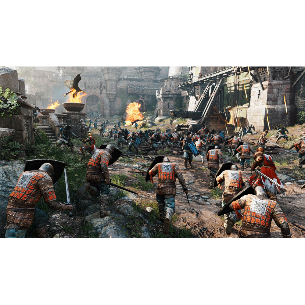 For Honor (PS4, б/у, рус.)