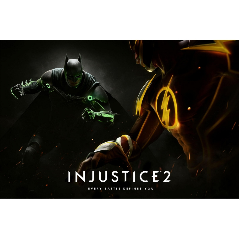 Injustice 2 (PS4, рус.)