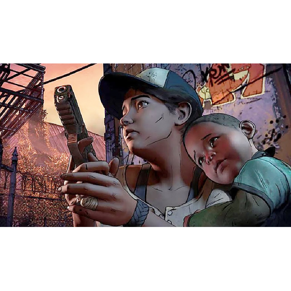 The Walking Dead A New Frontier (PS4, рус.)