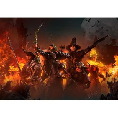 Warhammer: End Times - Vermintide (PS4, рус.)