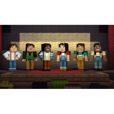 Minecraft Story Mode - A Telltale Games Series (PS4, рус.)