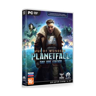 Age of Wonders Planetfall. Day One Edition (PC, DVD, рус.)