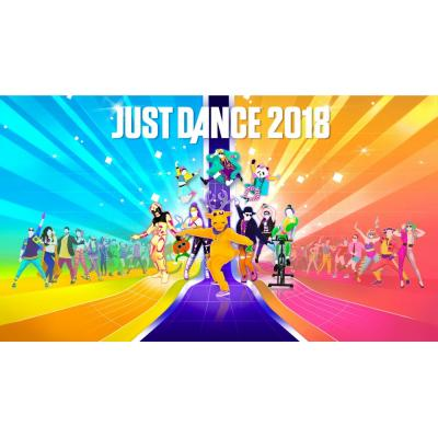 Just Dance 2018 (PS4, рус.)