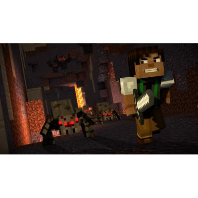 Minecraft: Story Mode - The Telltale Series Season 2 (PS4, рус.)