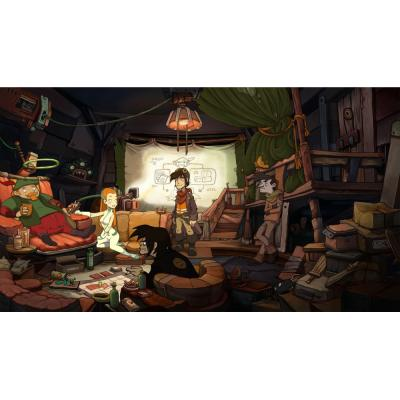 Chaos on Deponia (PS4, рус.)