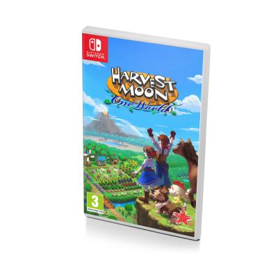 Harvest Moon One World (Nintendo Switch)