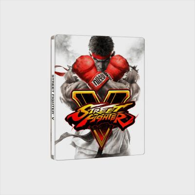 Street Fighter V Steelbook Edition (PS4)