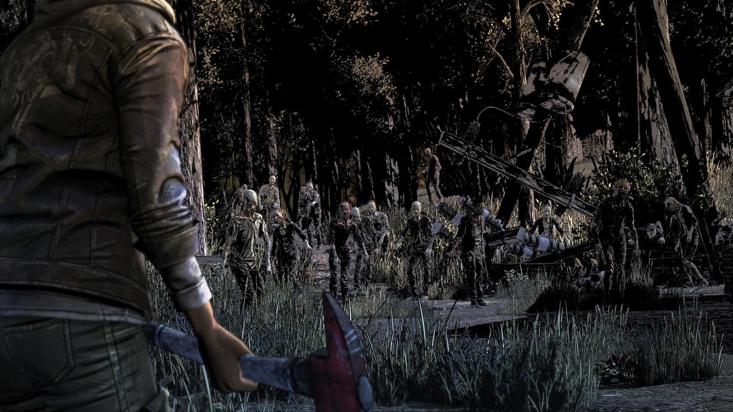 The Walking Dead The Telltale Definitive Series (PS4, рус.)