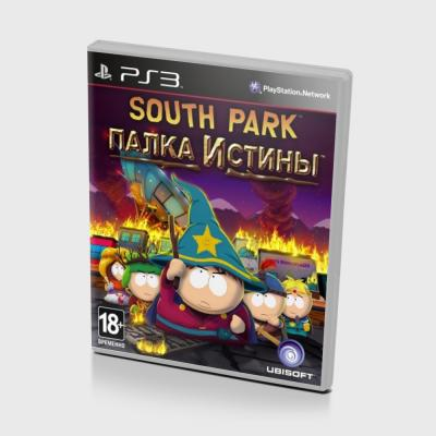 South Park Палка Истины (PS3, рус.)